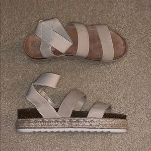 Steve Madden Look-A-Like Kimmie Sandals